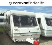 Abbey County Dorset 1998 caravan