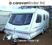 Abbey Archway Royale 520 1999 caravan