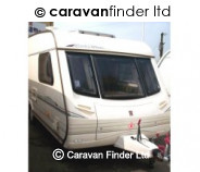 Abbey Spectrum 520 2000 caravan