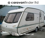 Abbey GTS Vogue 217 2001 caravan