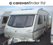 Abbey GTS Vogue 416 2001 caravan