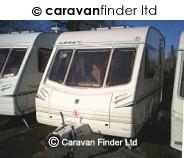 Abbey Iona 2001 caravan
