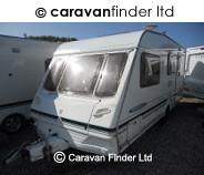Abbey Freestyle 520 L 2002 caravan
