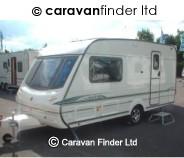 Abbey GTS 417 2002 caravan