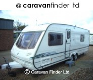 Abbey Spectrum 540 2002 caravan