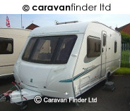 Abbey Impression 500 2004 caravan