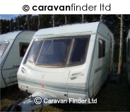 Abbey Impression 470 2004 caravan