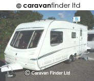 Abbey Spectrum 419 2004 caravan