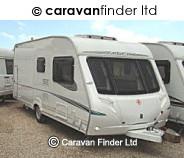 Abbey CARDINAL 330 2005 caravan