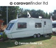 Abbey Cardinal 340 2005 caravan