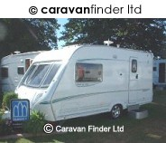 Abbey GTS Vogue 215 2005 caravan