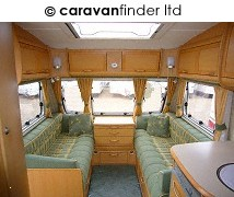Used Abbey GTS Vogue 415 2005 touring caravan Image