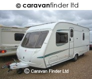 Abbey GTS Vogue 415 2005 caravan