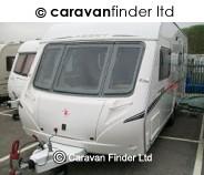 Abbey GTS Vogue 416 2005 caravan