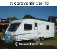 Abbey Spectrum 540 2005 caravan