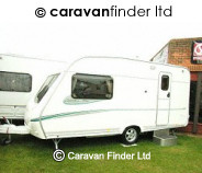 Abbey Expression 470 2006 caravan
