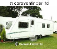 Abbey Spectrum 535 2006 caravan