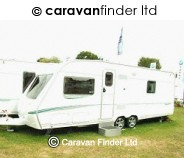 Abbey Spectrum 540 2006 caravan