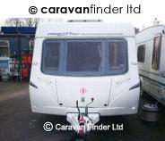 Abbey Freestyle 540 2007 caravan
