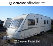 Abbey Spectrum  535 2007 caravan