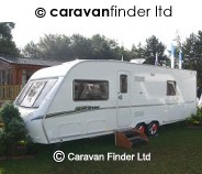 Abbey Spectrum 540 2007 caravan