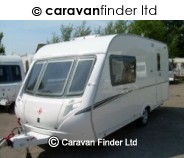 Abbey Vogue 460 2007 caravan