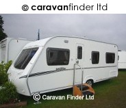 Abbey Vogue 495 2007 caravan