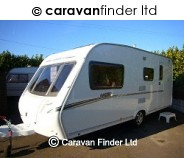 Abbey Vogue 520 2007 caravan