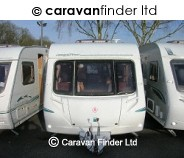 Abbey Freestyle 520 SE  2008 caravan
