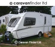 Abbey GTS 215 2008 caravan