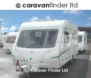 Abbey GTS Vogue 418 2008 caravan