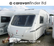 Abbey Spectrum 215 2008 caravan