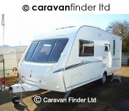 Abbey Spectrum 416 2008 caravan