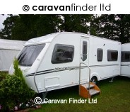 Abbey Spectrum 418 2008 caravan