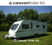 Abbey Spectrum 535 2008 caravan