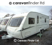 Abbey Spectrum 540 2008 caravan