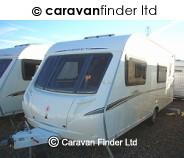 Abbey Cardinal 540 2008 caravan