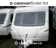 Abbey Freestyle 540 2009 caravan