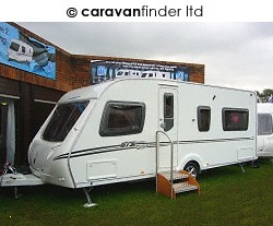 Used Abbey GTS 418 2009 touring caravan Image