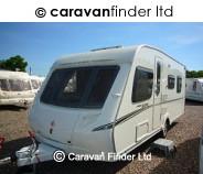 Abbey GTS 420  2009 caravan