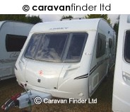 Abbey Spectrum 416 2009 caravan