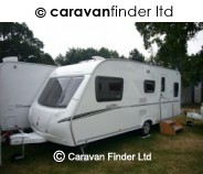 Abbey Swift Freestyle 530 2009 caravan