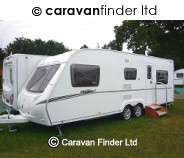 Abbey Vogue 650 2 2009 caravan