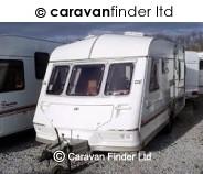 Abi Envoy 1992 caravan