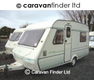 Abi Marauder 400 ET 1993 caravan