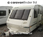 Abi Marauder 450 1996 caravan