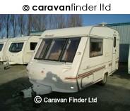 Abi Marauder 380 Gold 1997 caravan