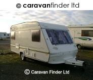 Ace Orbit Gold 1995 caravan