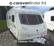 Ace Firestar 2007 caravan