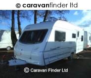 Ace Tristar 2007 caravan